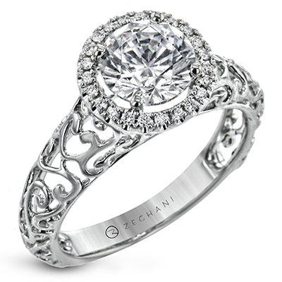ZR2104 ENGAGEMENT RING