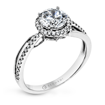 ZR2122 ENGAGEMENT RING