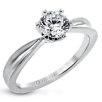 ZR2135 ENGAGEMENT RING