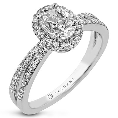 ZR2148 ENGAGEMENT RING