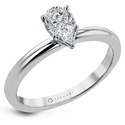 ZR2157 ENGAGEMENT RING
