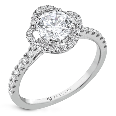 ZR2199 ENGAGEMENT RING