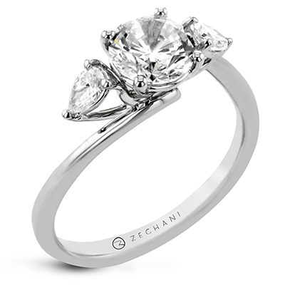 ZR2219 ENGAGEMENT RING