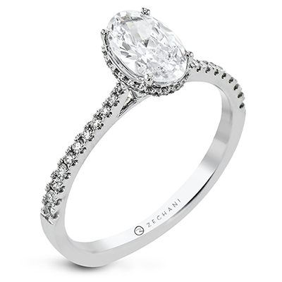 ZR2313 ENGAGEMENT RING