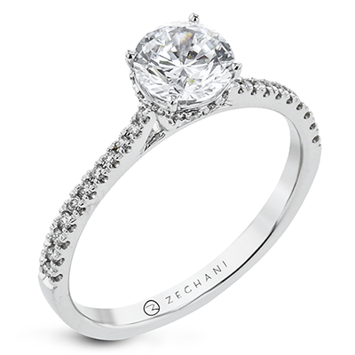 ZR2317 ENGAGEMENT RING