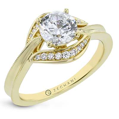 ZR2328 ENGAGEMENT RING