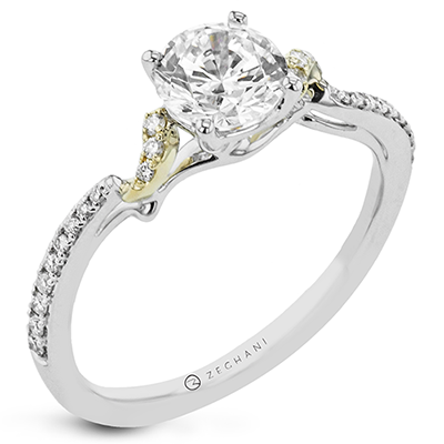 ZR2329 ENGAGEMENT RING