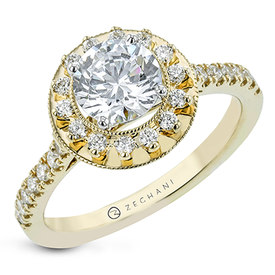 ZR2331 ENGAGEMENT RING