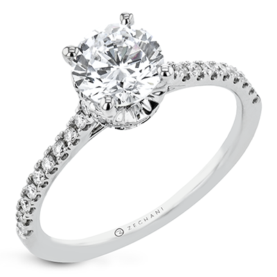 ZR2332 ENGAGEMENT RING