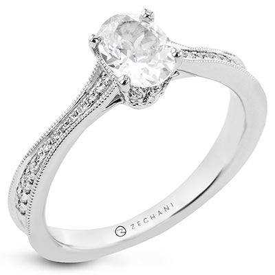 ZR2334 ENGAGEMENT RING