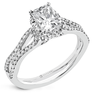 ZR2335 ENGAGEMENT RING