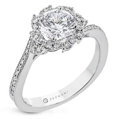 ZR2336 ENGAGEMENT RING