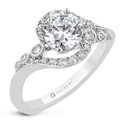 ZR2342 ENGAGEMENT RING