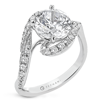 ZR2345 ENGAGEMENT RING