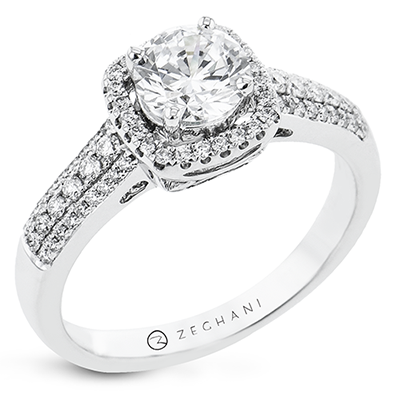 ZR2347 ENGAGEMENT RING