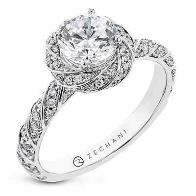 ZR2351 ENGAGEMENT RING