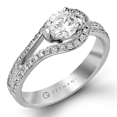 ZR273 ENGAGEMENT RING