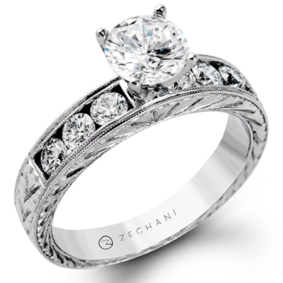 ZR280 ENGAGEMENT RING