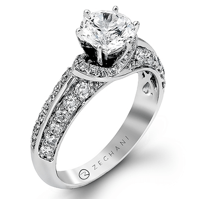 ZR308 ENGAGEMENT RING