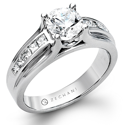ZR313 ENGAGEMENT RING