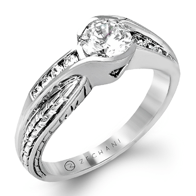 ZR314 ENGAGEMENT RING