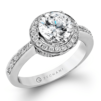 ZR315 ENGAGEMENT RING