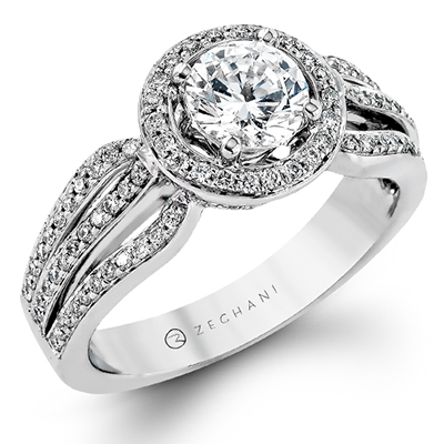 ZR325 ENGAGEMENT RING