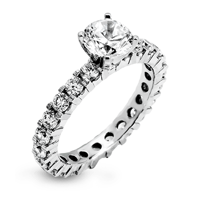 ZR39-A ENGAGEMENT RING