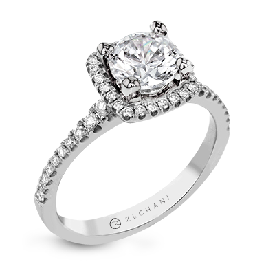 ZR393 ENGAGEMENT RING