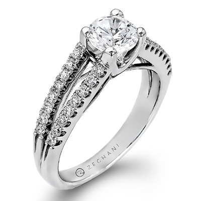 ZR408 ENGAGEMENT RING