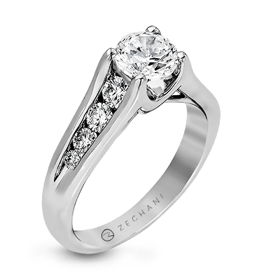 ZR409 ENGAGEMENT RING