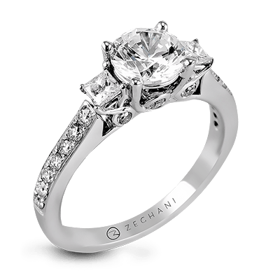 ZR446 ENGAGEMENT RING