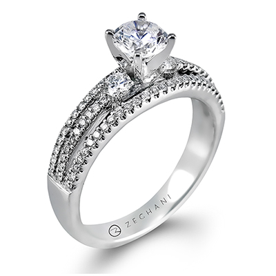 ZR521 ENGAGEMENT RING