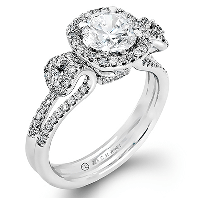 ZR524 ENGAGEMENT RING