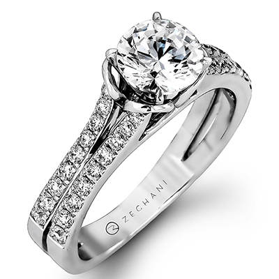 ZR541 ENGAGEMENT RING