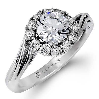 ZR547 ENGAGEMENT RING