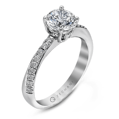 ZR548 ENGAGEMENT RING