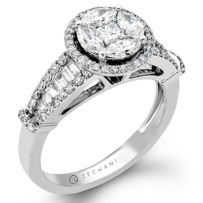 ZR683 ENGAGEMENT RING