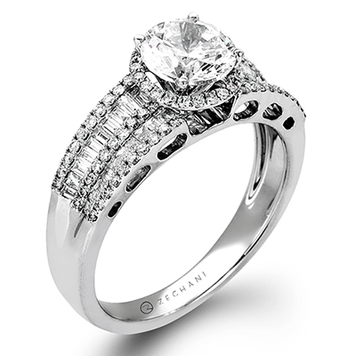 ZR684 ENGAGEMENT RING