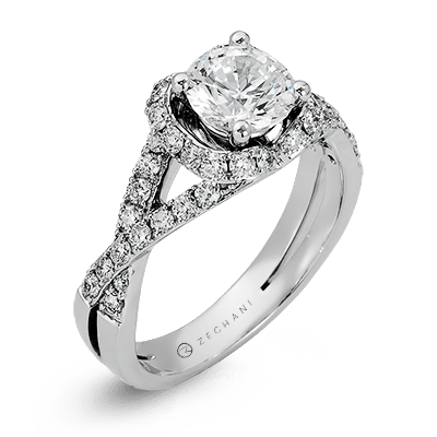 ZR708 ENGAGEMENT RING