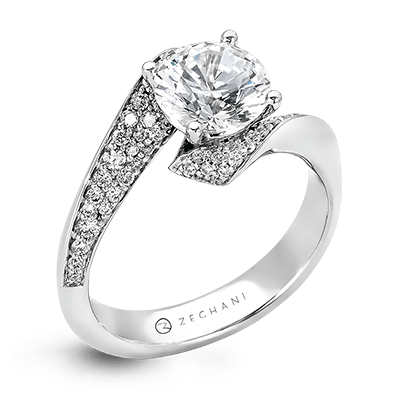 ZR716 ENGAGEMENT RING