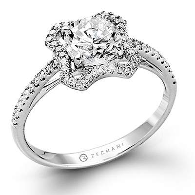 ZR735 ENGAGEMENT RING