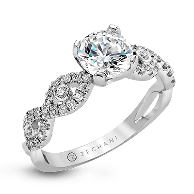 ZR737 ENGAGEMENT RING