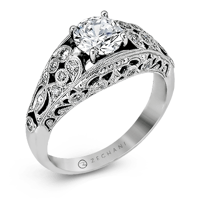 ZR824 ENGAGEMENT RING