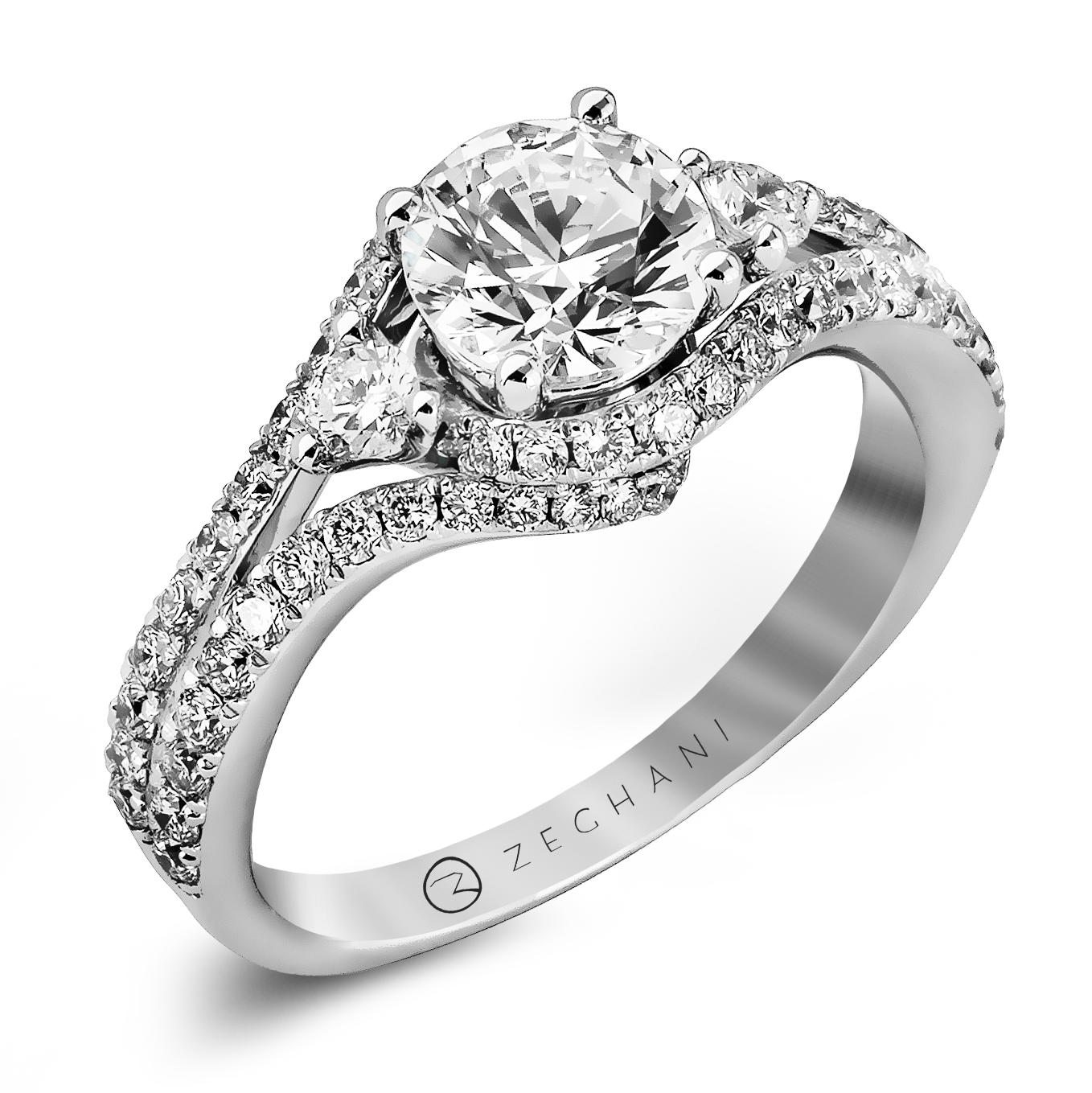 ZR873 ENGAGEMENT RING