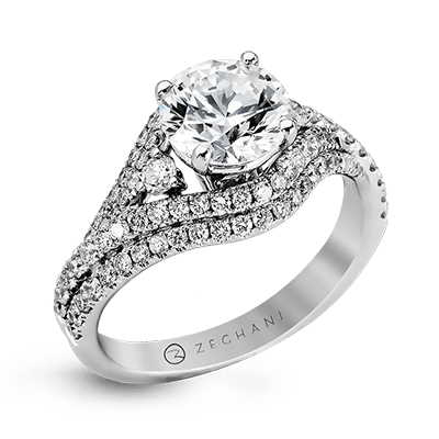 ZR884 ENGAGEMENT RING