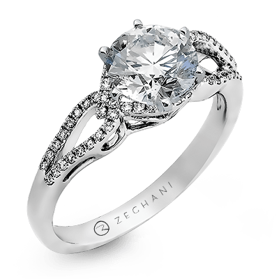 ZR897 ENGAGEMENT RING