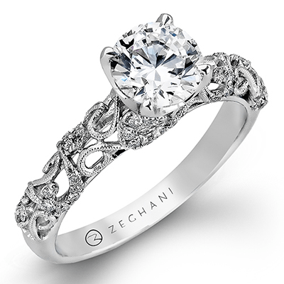 ZR917 ENGAGEMENT RING