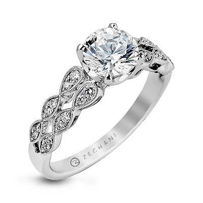 ZR938 ENGAGEMENT RING