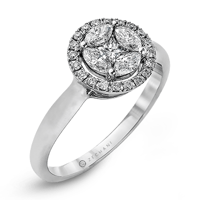 ZR964 ENGAGEMENT RING